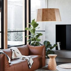Simple, stylish shapes intensify the character and visual interest of a warm wood finish with our new Grove pendant. #wood #timber #pendant #lighting #ontrend #summercollection #beaconlighting