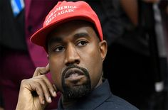 Kanye West Will Run for President in 20 | SpitFireHipHop.com Campaign Slogans, Movie Black, American Rappers, Running For President, March Madness, Red Hats, Special People, Kanye West, Celebrity News