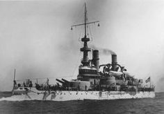 Spanish-American War: USS Indiana (BB-1): USS Indiana (BB-1)