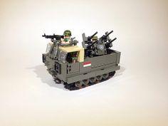M548 Tracked Gun Carrier   Flickr - Photo Sharing!