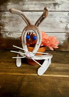 Horseshoe Decor Horseshoe Art Horse Gift by Whoagirldesigns