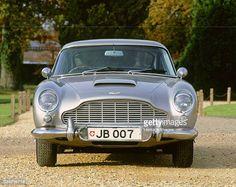 Aston Martin DB5 James Bond car, 2000.