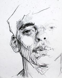 elly-smallwood | 2015 Portrait Art, Portraits, Art Sketches, Art Drawings, Elly Smallwood, Scribble Art, Face Sketch, Illustration Art, Illustrations