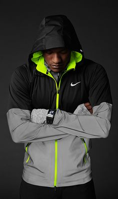 Nike Flash Pack Hi Vis Jackets and Trainers. Nike.com (UK)