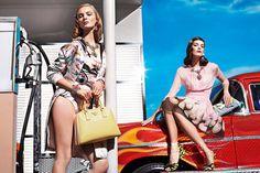 Prada's S/S 2012 Campaign Video