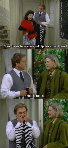 the nanny :) I loved this show.