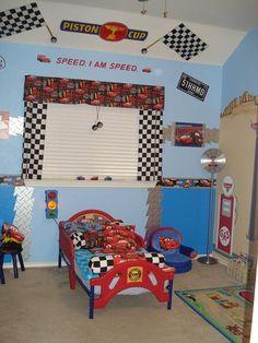Cars Theme boy