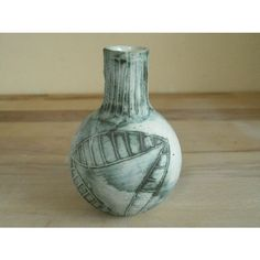 Cornish Carn Studio Pottery , John Beusmans Small Orb Vase Listing in the Studio/Handcrafted Pottery,Pottery,Porcelain, Pottery & Glass Category on eBid United Kingdom | 152315159