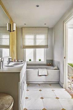 Jurnal de design interior - Amenajări interioare : Accente galbene și verzi într-o casă din Spania
