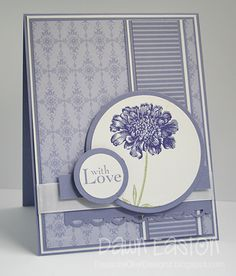 With Love by TreasureOiler - Cards and Paper Crafts at Splitcoaststampers