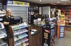 convenient store paypoint counter image - Google Search