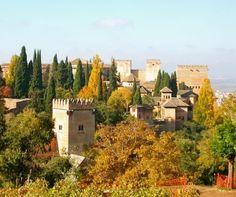 While a fortress was originally built in Granada, Spain during the ninth century by Sawwar ben Hamdun but due to the fighting between Muslims and the Muladies the building was in poor repair thanks to the civil war ravaging in the Caliphate of Cordoba, and proved insufficient in keeping their enemies from overrunning them.