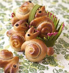 Poule, lapin et oeufs de Pâques - Ôdélices : Recettes de cuisine faciles et originales !