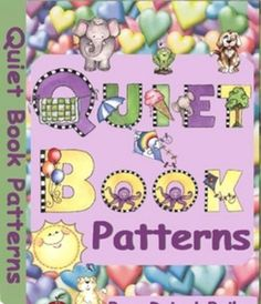 Quiet Book pattern PDF