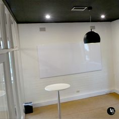 Frameless Magnetic Wall Scrawl, Frameless Whiteboard, Magnetic Whiteboard