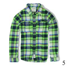 Camisa Flanelada Abercrombie Masculina Original dos EUA - CFMLAFM-90003 Abercrombie Men, Button Down Shirt, Men Casual, Shirt Dress, Mens Tops, Shirts, Dresses, Fashion, Usa