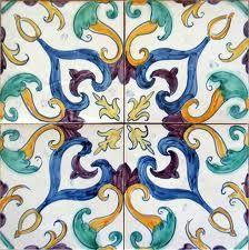 Azulejos azeitao bacalhoa - design