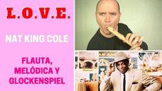 """""""L.O.V.E."""" de Nat King Cole con flauta y guitarra (incluye notas y acordes)"""