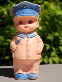 Vintage Squeaky Toy made by The Sun Rubber Co