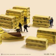 Chocolate Thief ( by Tanaka Tatsuya )