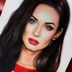 Repost from @grosucatalina98  Megan Fox  Angelina Jolie  Materials: Marco colored pencils  #art #artoftheday #arts_help #arte #painting #drawing #drawings #draw #portrait #worldofartists #worldofpencils #sketch #girl #realisticdrawing #instadaily #localsmd #moldova #angelinajolie #meganfox #the_native_tiger #art_gallagher #beyondrealistic #artwork_support #arrtposts #artscrowds #steveb_art #dailyarts #tag_artist #worldofarti   FOLLOW @zbynekkysela & TAG your artworks #BOUCHAC to be…