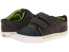 Cole Haan Kids Air Cory 2 Strap (Toddler/Little Kid) Gray - Zappos.com Free Shipping BOTH Ways