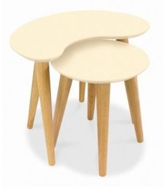 Malmo Nest of Lamp Tables by Oslo Home. Get it now or find more Side Tables at Temple & Webster. Accent Furniture, Outdoor Furniture, Store Interiors, School Furniture, High Quality Furniture, Nesting Tables, Furniture For Small Spaces, Scandinavian Design, Simple Designs