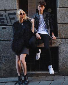 "645.9 mil Me gusta, 2,107 comentarios - Juanpa Zurita (@eljuanpazurita) en Instagram: ""Milan will always give you those fashion vibes ⚡️ | by @care_much"""