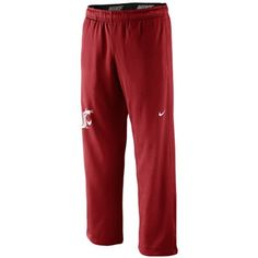 Nike Washington State Cougars KO Performance Pants #GoCougs