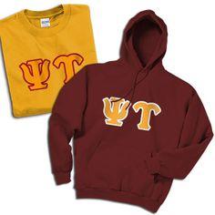Psi Upsilon Hoody/T-Shirt Pack