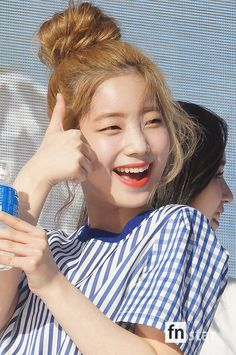 Dahyun-Twice 170514 POCARI SWEAT