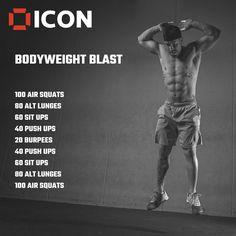 Crossfit Workout Program, Calisthenics Workout Program, Hiit Workouts For Men, Crossfit Body, Crossfit Workouts At Home, Full Body Workout Routine, Hitt Workout, Gym Workout Tips, Boxing Workout