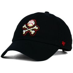 47 Brand El Paso Chihuahuas Clean Up Cap ( 28) ❤ liked on Polyvore 0fec4c2322d1
