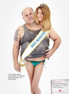 Life Transplant Foundation: Fat guy and miss
