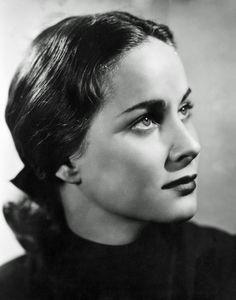 Alida Valli (31 May 1921 – 22 April 2006), Italian actress.