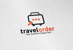 Check out Travel Order Logo Template by Geelator on Creative Market