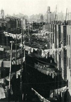 New York City Laundry 1934