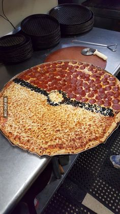 Pizzachu, I choose you!