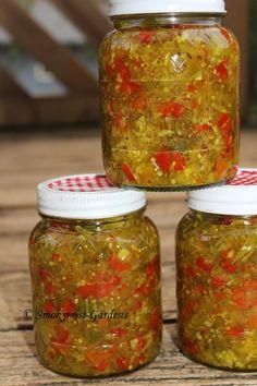 Delicious Old Fashioned Chow Chow Relish from by SmokymistGardens, $8.00