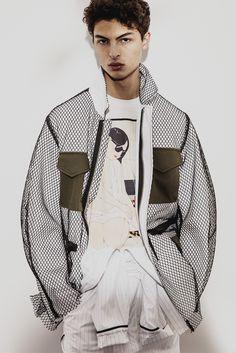 【ルック】「スリーワン フィリップ リム」2016-17年秋冬メンズ・コレクション 12 / 29