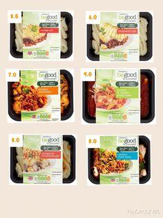Sainbury's Be Good to Yourself - Ready Meals