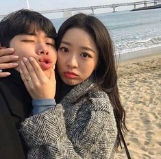 Korean Aesthetic, Couple Aesthetic, Korean Couple, Korean Girl, Cute Couples Goals, Couple Goals, Cute Couple Pictures, Couple Photos, Image Tumblr