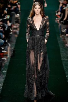 Elie Saab Fall 2014 Ready-to-Wear Runway - Elie Saab Ready-to-Wear Collection