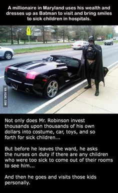 This is a true hero!