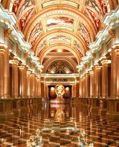 The Venetian Macao Resort Hotel, Macau