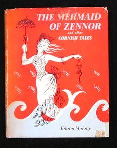 zennor mermaid   The Mermaid of Zennor. A Modern Juvenile Fairy & Folk Collections book ...