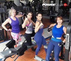 #Repost @marlenevaleria @powerclubpanama Día de #Gym con las amigochas #legday  #Relax #fitness #añosycontando #YoEntrenoEnPowerClub  Y Tu ? Cuantas Calorias Quemaste Hoy ?