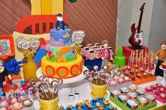 Beatles party  festa infantil temática