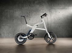 Pedelec: The electric folding bike from BMW