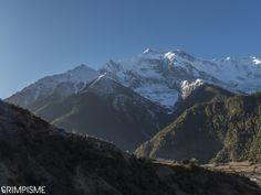 Upper Pisang #annapurnatrek #nepal #grimpisme